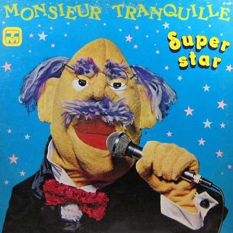 Pochette de l'album Superstar, 1977